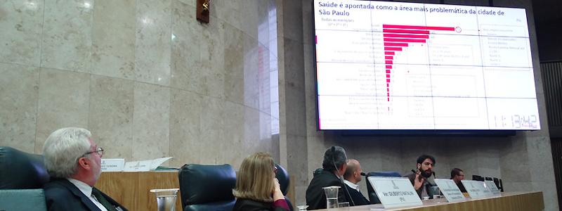 Mobilidade Urbana é discutida em Audiência Pública da Comissão de Trânsito