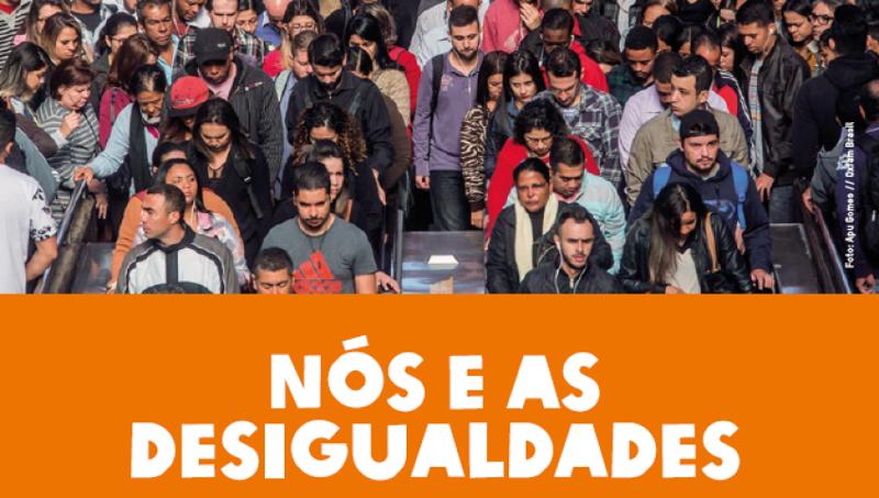 Pesquisa Oxfam Brasil/Datafolha revela a percepção sobre desigualdades no Brasil