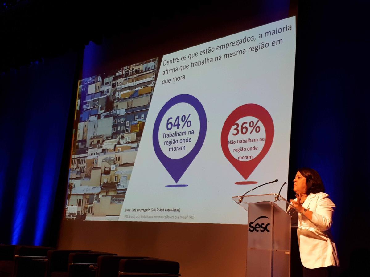 Nossa São Paulo apresenta indicadores sobre trabalho e renda na cidade