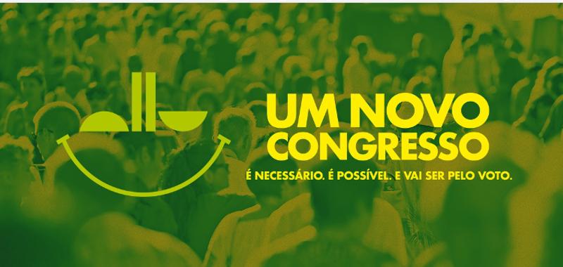 Campanha por um novo Congresso – e vai ser pelo voto: Artigo de Chico Whitaker
