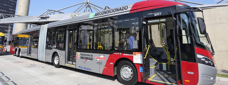 Falhas graves em edital de ônibus de SP não foram corrigidas