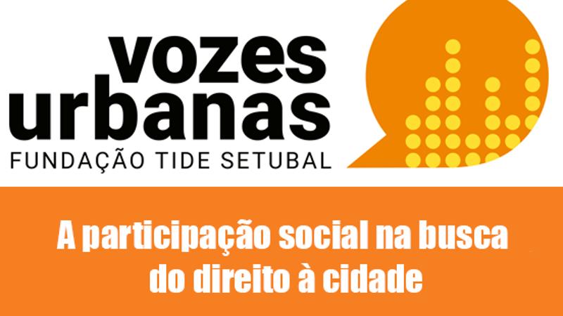 """Debate """"A participação social na busca do direito à cidade"""""""