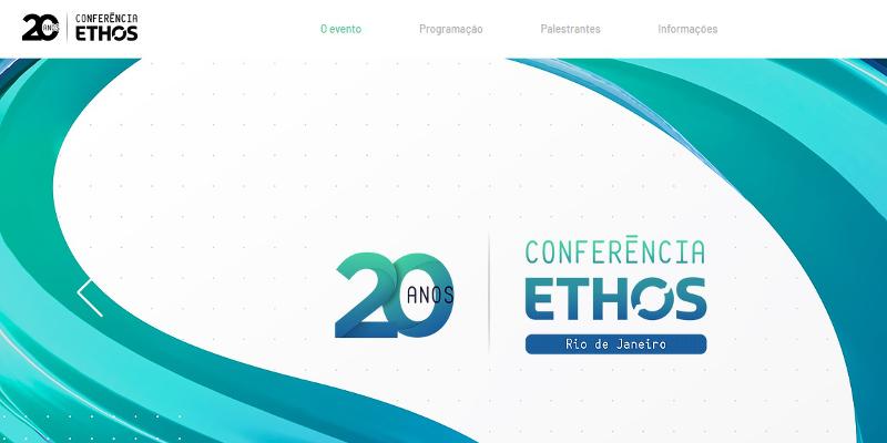 Conferência Ethos 2018