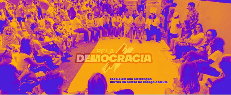 Organizações lançam Pacto pela Democracia em São Paulo