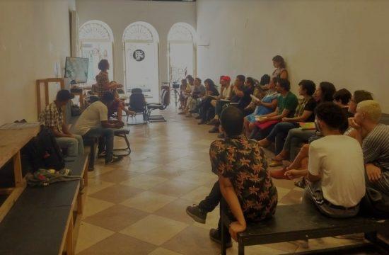 32xSP realiza oficinas de comunicação em seis cidades brasileiras