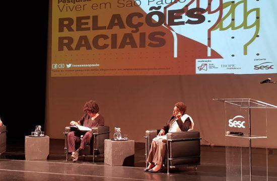 """""""A cidade é estruturada para que a população negra fique onde está"""""""