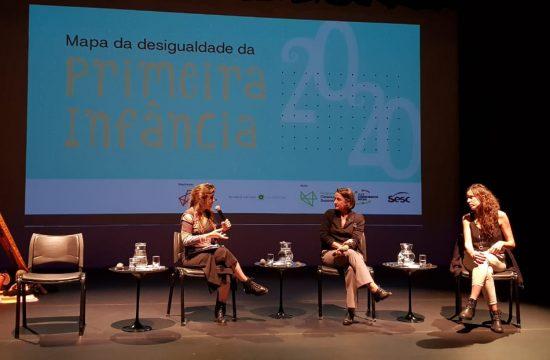 Sesc Bom Retiro recebe evento de lançamento do Mapa da Desigualdade de Primeira Infância