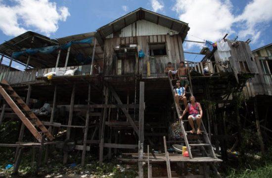 No Brasil, o endereço residencial define os impactos do coronavírus