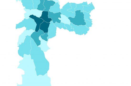A desigualdade na distribuição das UTIs em São Paulo