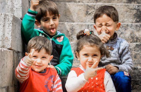 Onze cidades participam da inédita rede brasileira Urban 95 para a primeira infância