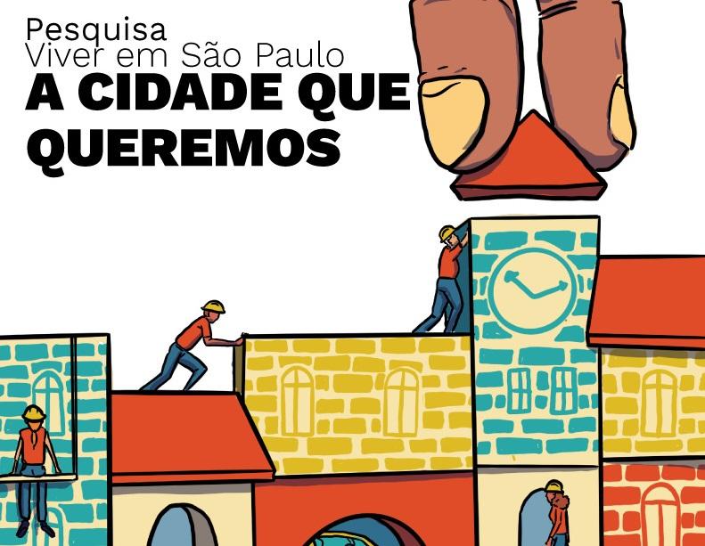 77% das paulistanas e paulistanos são a favor de renda básica para toda a população