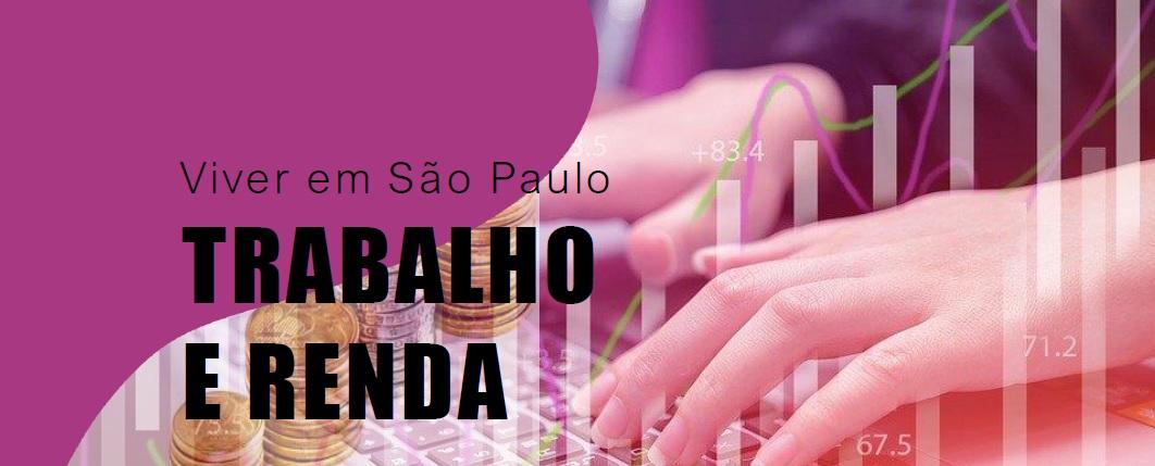 43% da população paulistana teve diminuição de renda nos últimos 12 meses