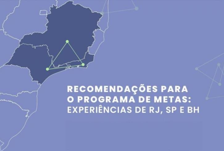 Encontro virtual debate a elaboração de Programas de Metas nas cidades brasileiras